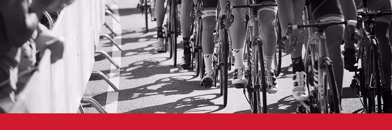 Group of Road Bike Riders