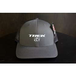 Trek of CLT Custom Hat Charcoal / Black