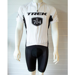 Trek of CLT Men's Custom Bontrager Jersey - White