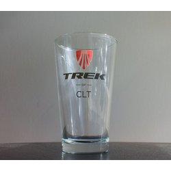 Trek of CLT Custom Pint Glass