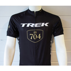 Trek of CLT Men's Custom Bontrager Jersey - Black