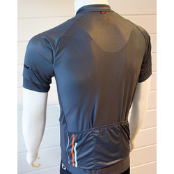 Trek of CLT Men's Custom Bontrager Jersey - Grey