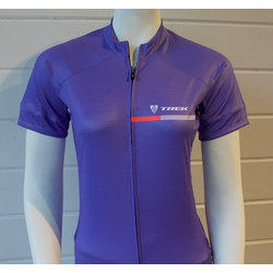 Trek of CLT Women's Custom Bontrager Jersey - Ultraviolet