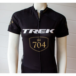 Trek of CLT Women's Custom Bontrager Jersey - Black