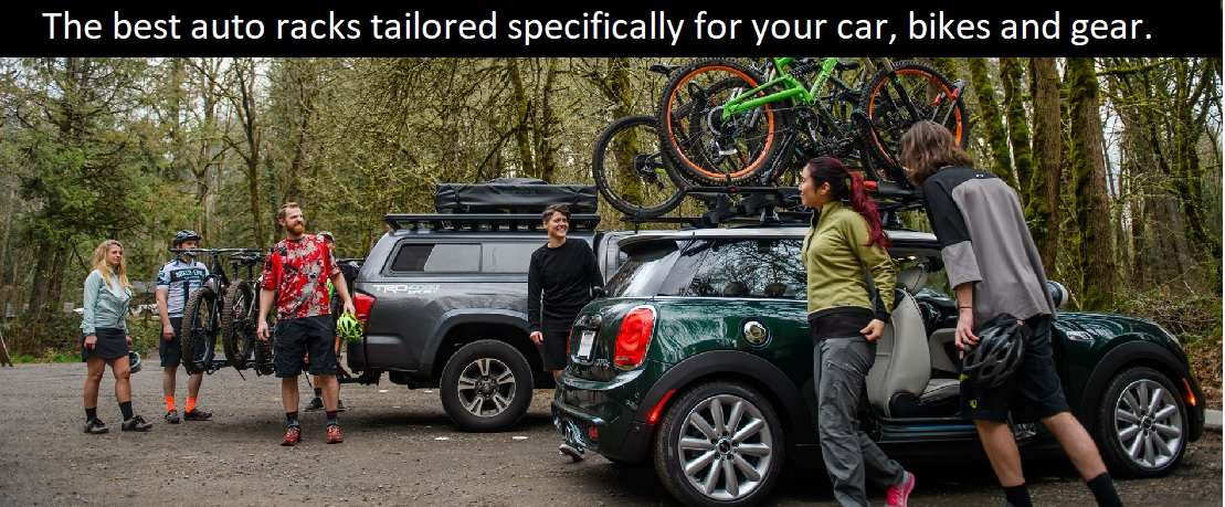Auto-racks for your car, bikes and gear