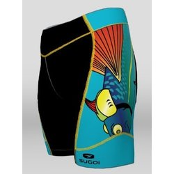 Sugoi Women's RS Tri Shorts Flying Fish Bikes