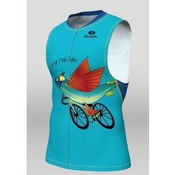 Sugoi RS Tri Tank Flying Fish Bikes