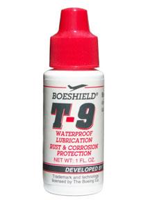 Boeshield T-9 Bicycle Lubrication 1oz.