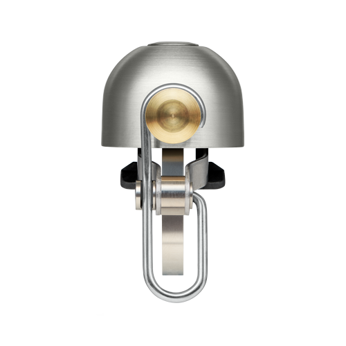 Spurcycle SPURCYCLE BELL RAW (SILVER)