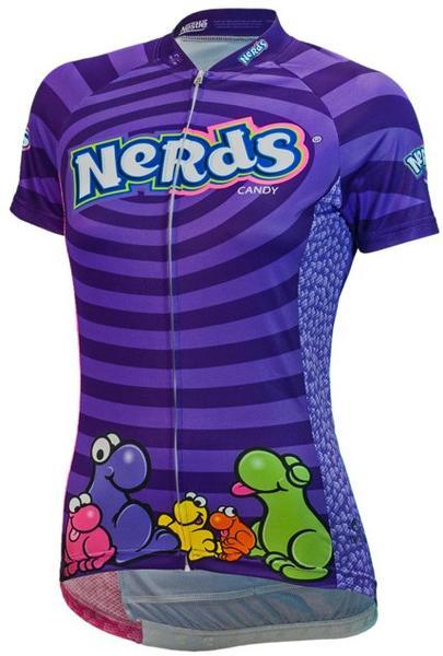 """BRAINSTORM Nestle """"Nerds"""" Candy Cycling Jersey"""