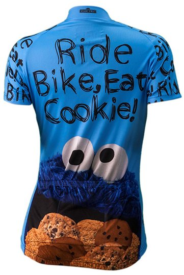 BRAINSTORM Women's Cookie Monster Jersey