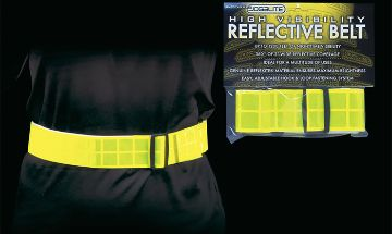 Jogalite High Visibility Refective Belt