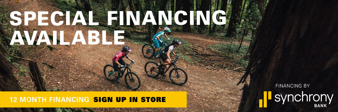 Special Financing Available - 12 Month Financing - Sign up in Store - Financing by Synchrony Bank