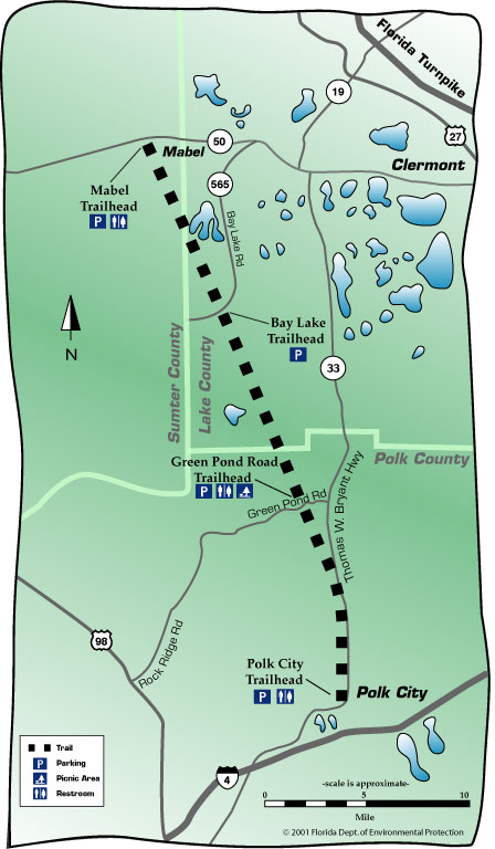 Bike Trails & Maps - Central Florida - Orange Cycle ...