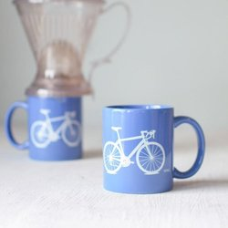Vital Industries Bicycle Coffee Mug