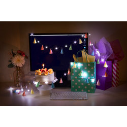 Brightz Tassel LED Lights