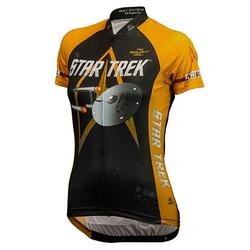 BRAINSTORM Women's Star Trek Command Cycling Jersey