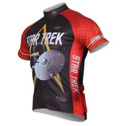 BRAINSTORM Star Trek Engineering Cycling Jersey