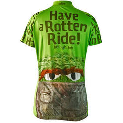 BRAINSTORM Women's Oscar the Grouch Cycling Jersey