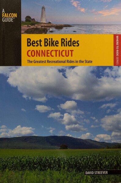 Falcon Publishing Best Bike Rides Connecticut