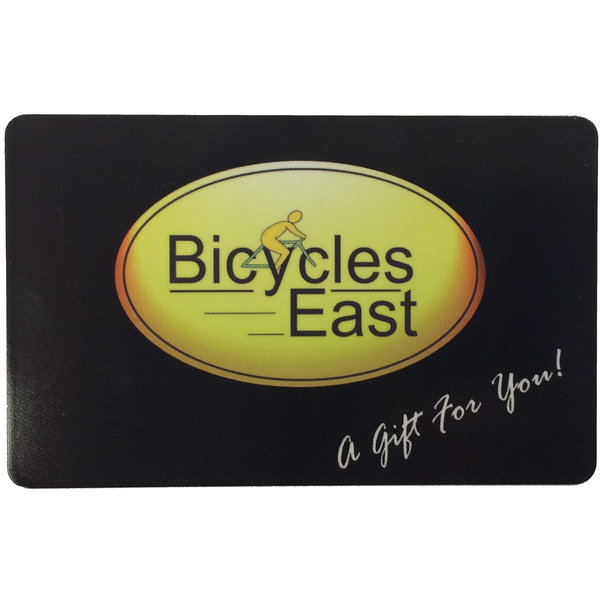 Bicycles East Gift Card
