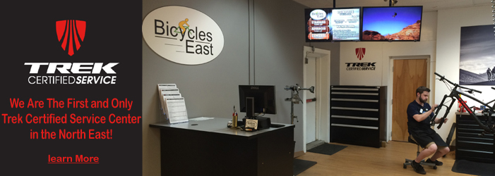 We have the expertise and tools to fix your bike right!