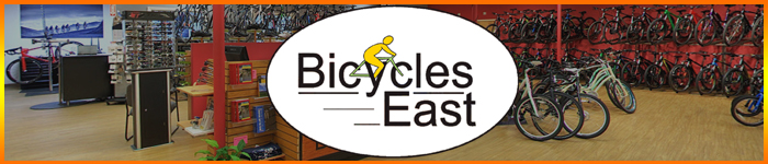 Bicycles East Home Page