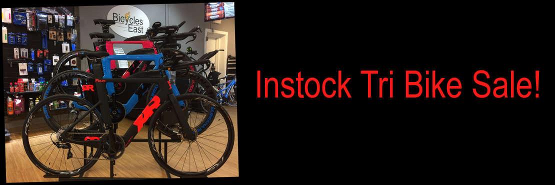 Instock Tri Bike Sale!