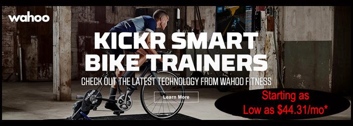 Wahoo Kickr Smart Trainers