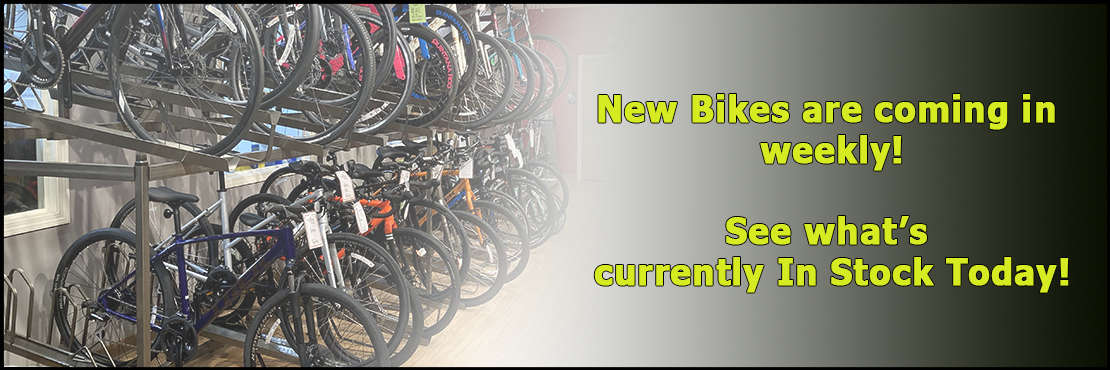 See Bikes Currently in Stock