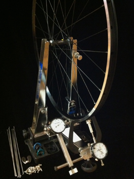 Wheel of Truing Stand