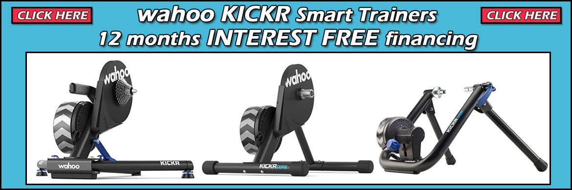 Wahoo Kickr Smart Trainers