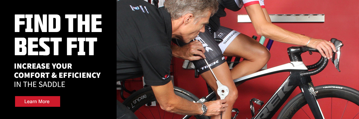 Learn about our Bike Fitting Services
