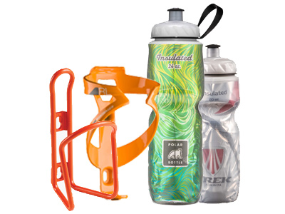 Waterbottles and Cages
