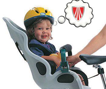 Bicycle Child Seat Rental