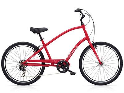 Electra Townie Comfort Bikes.