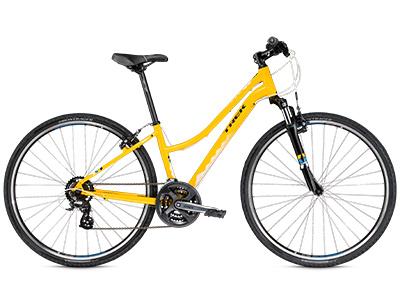 Trek Dual Sport Bikes.