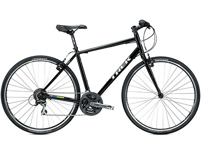 Trek Fitness Bikes. Get in shape and have fun doing it!