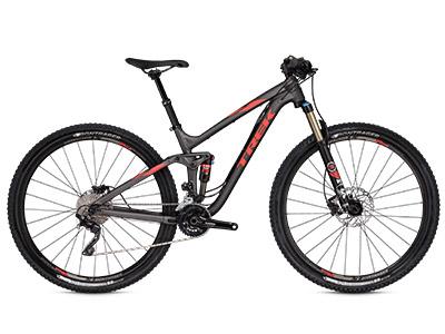 Trek Mountain Bikes.