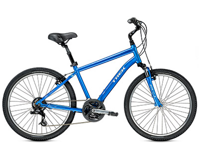 Trek Shift Comfort Bikes.
