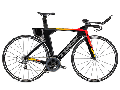 Trek Speed Concept Triathlon Bikes.
