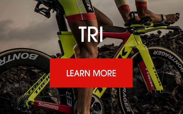 Trek and Quintana Roo Triathlon Bikes