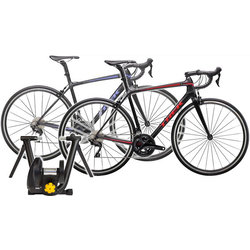 CycleOps Smart Trainer Bundle