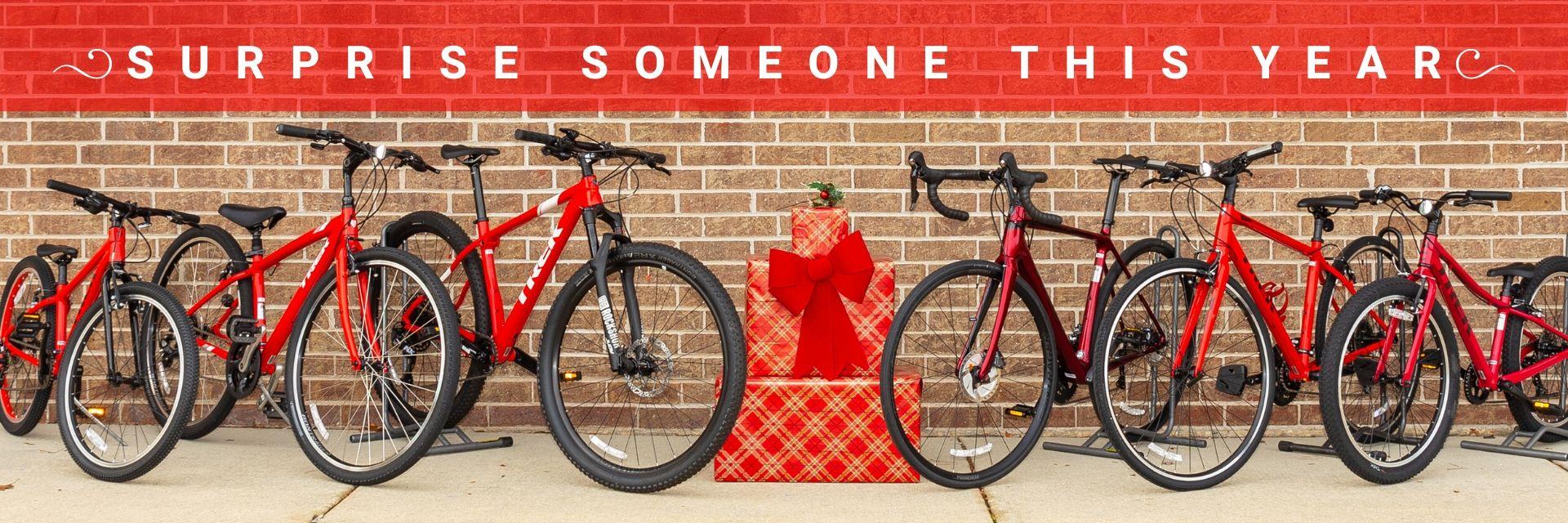Bike Surprise