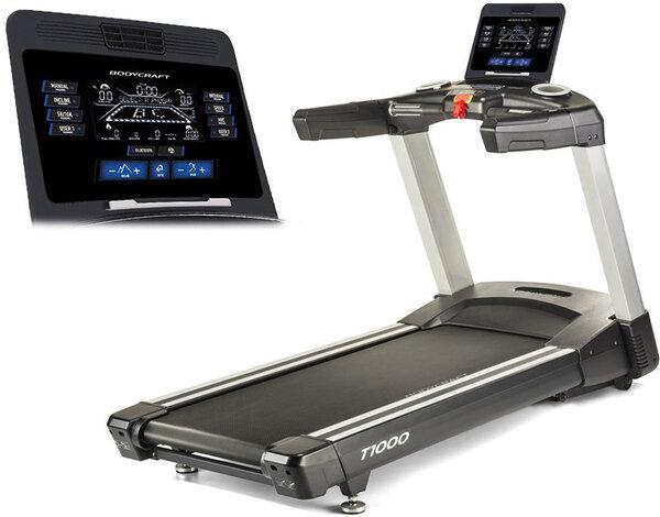 BodyCraft T1000 Treadmill