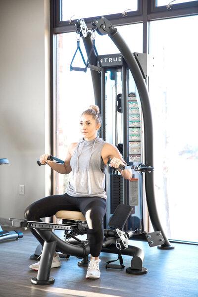 True Fitness Quickfit Gym
