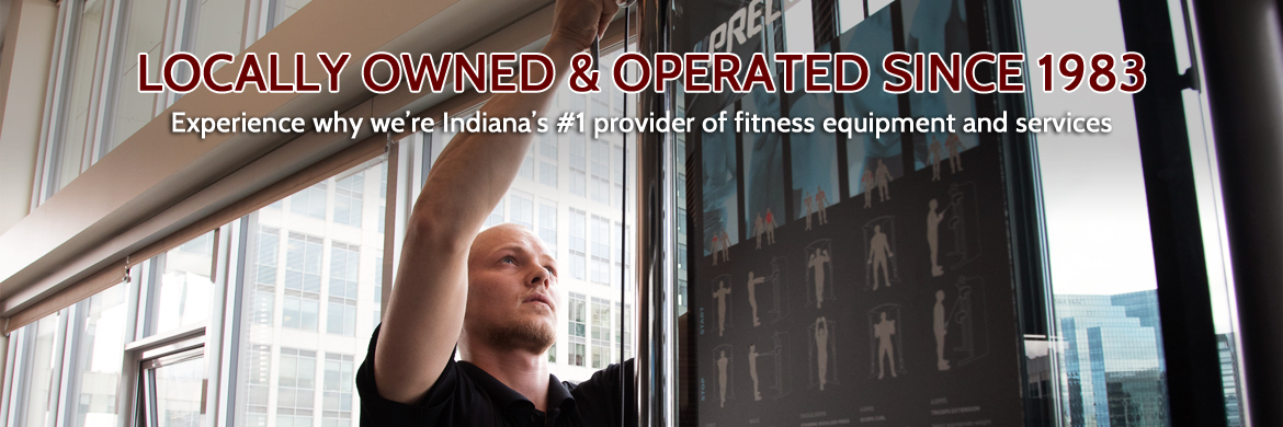 Fitness Equipment Service & Repair