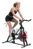 Upright Spinning Bike Service