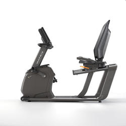Matrix Fitness R50 Recumbent Exercise Bike
