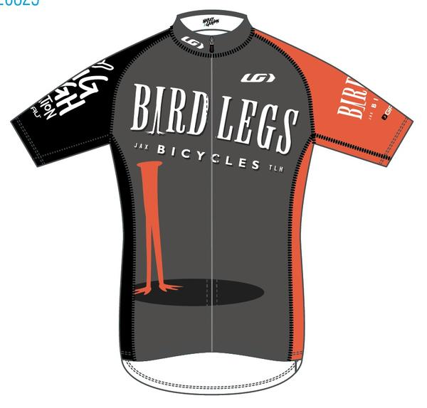 Bird Legs Bicycles Bird Legs Bicycles Jersey